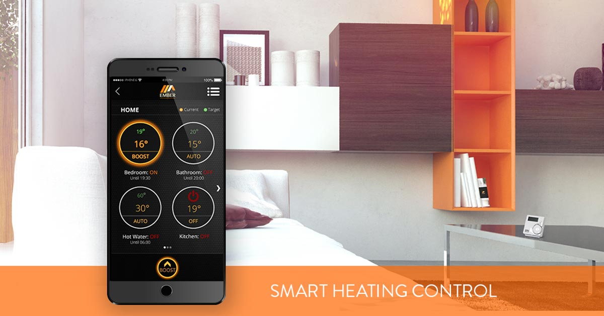 moment home thermostat